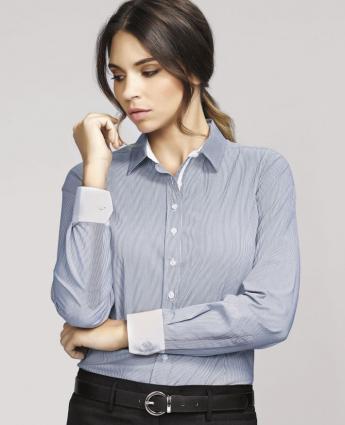 Fifth Avenue Shirt - Women's  - Women's Long Sleeve Work Shirts