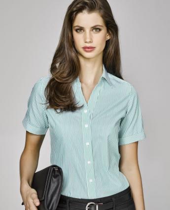 Vermont Shirt - Women's  - Women's Short Sleeve Shirts for work