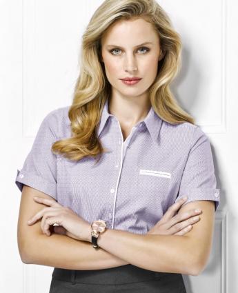 Calais Shirt - Women's  - Women's Short Sleeve Shirts for work