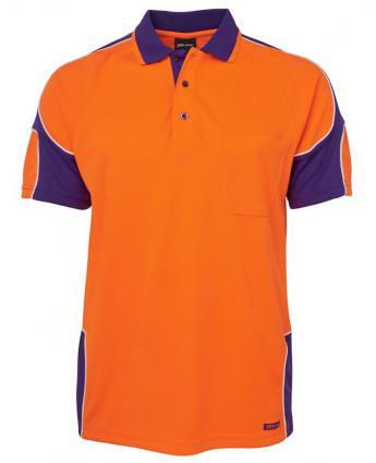 JB-6AP4S Orange/purple