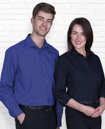 The Express Teflon Shirt - Men's - Men's Business Shirts NZ