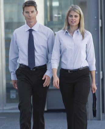 The Urban Mini Rectangle Shirt - Men's - Men's Business Shirts NZ