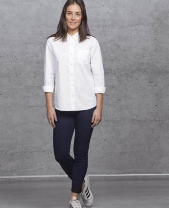 12c8e9362c51 Quality women's business casual shirts for work - Racebred