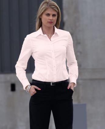 Milano Shirt  - Women's Long Sleeve Work Shirts