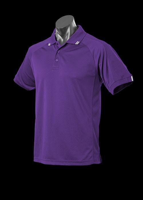 AP-1308 Purple/white