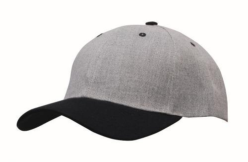 HW-4000 grey marle/black