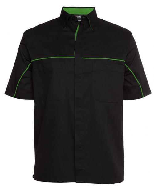 JB-4MSI Black/pea green