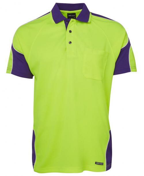 JB-6AP4S Lime/purple