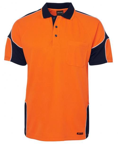 JB-6AP4S Orange/navy