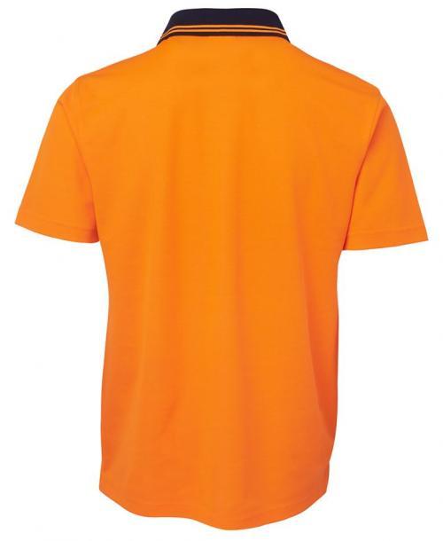 JB-6NCCS Orange/navy - Back