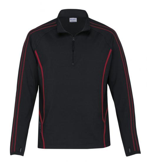 BM-DGRFZ Black/red