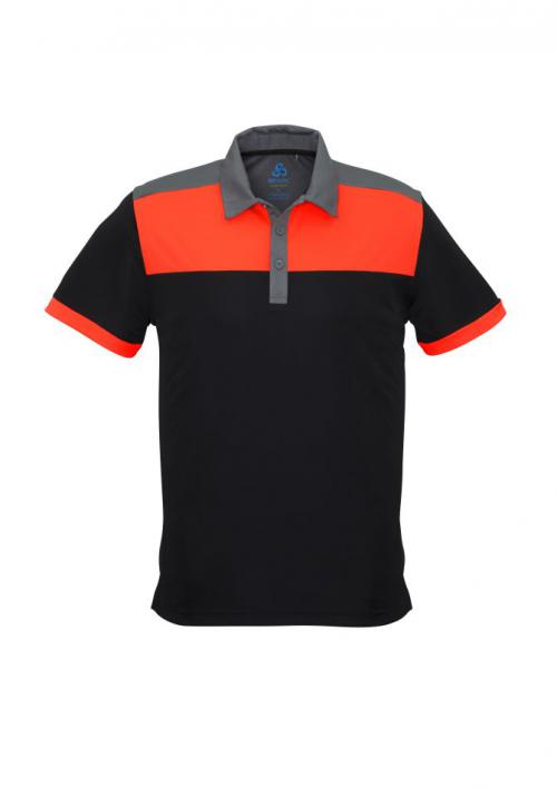 FB-P500MS Black/fluoro orange/grey