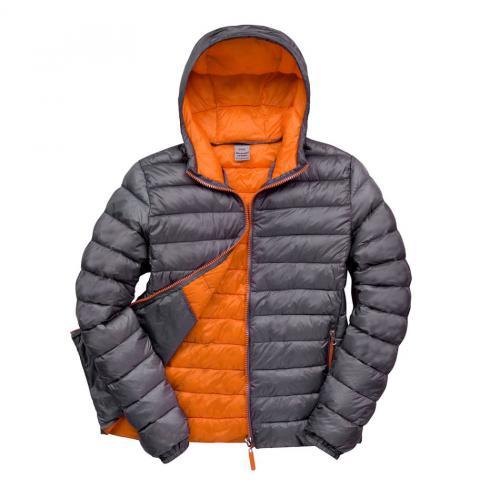 GI-R194 Charcoal/orange