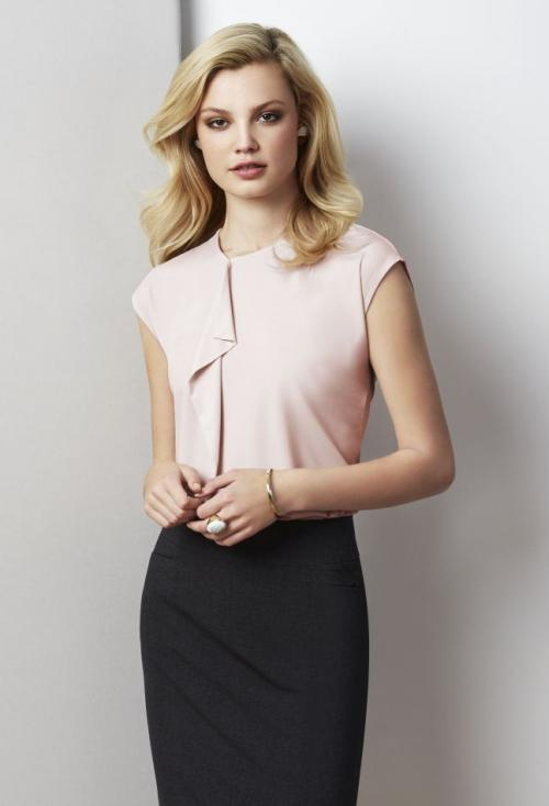 Mia Top  - Women's work tops