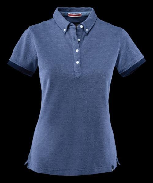 Ladies - dark blue melange