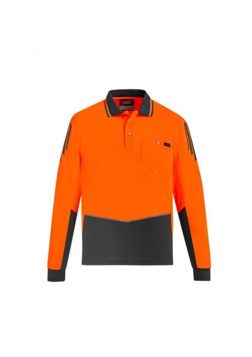 FB-ZH310 Orange/charcoal