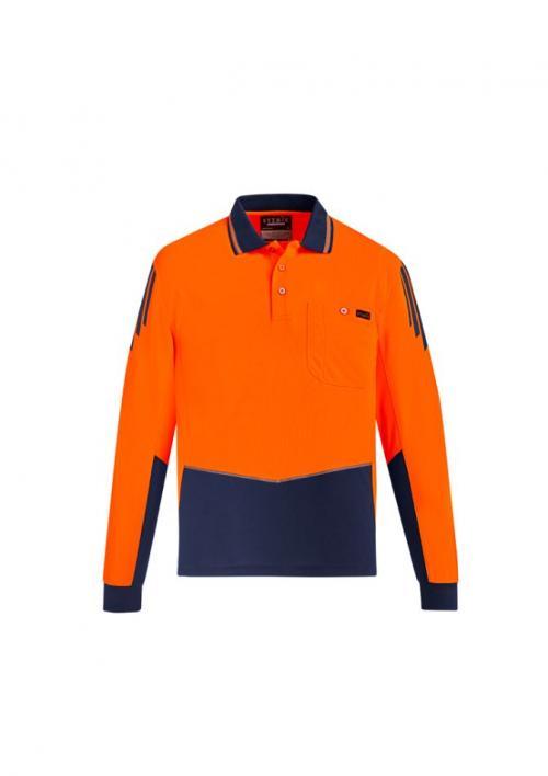 FB-ZH310 Orange/navy