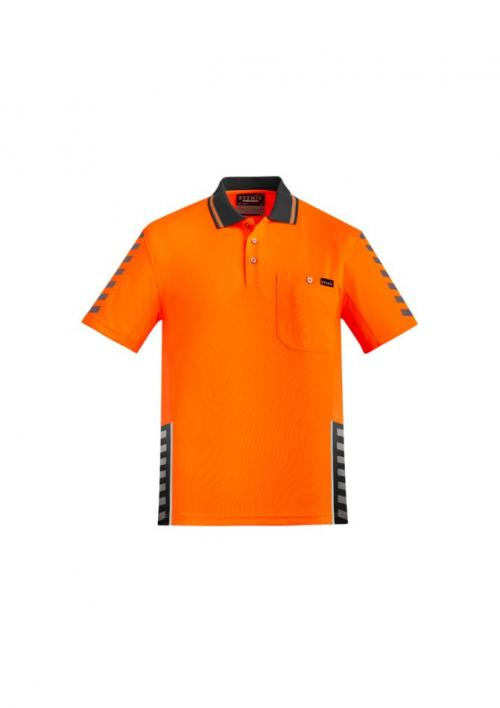 FB-ZH320 Orange/charcoal