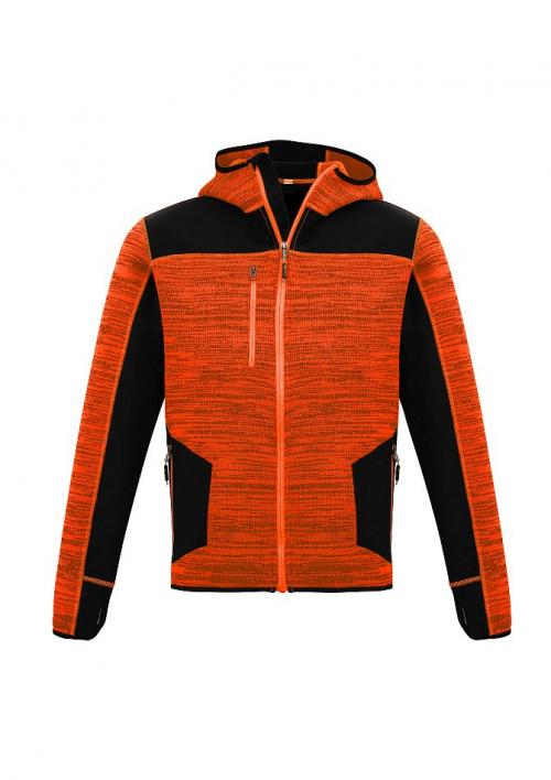 FB-ZT360 Fluro orange/black