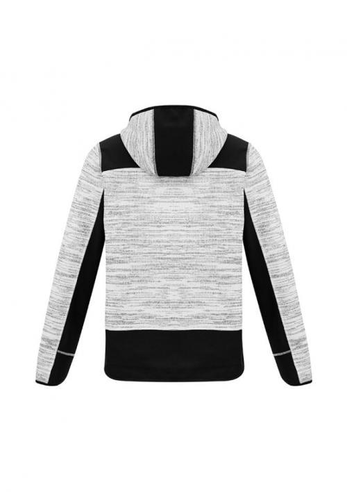 FB-ZT360 Grey/black - Back