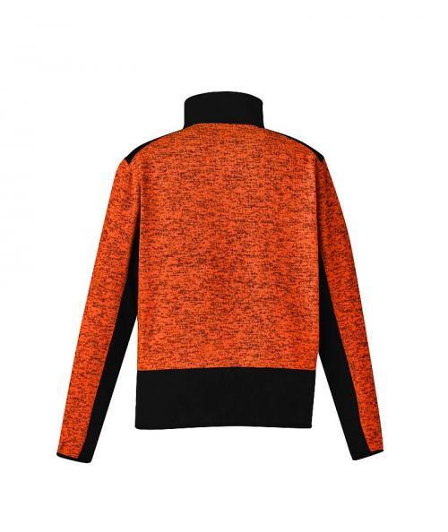 FB-ZT380 Fluro Orange/Black