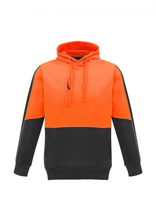 FB-ZT484 Orange/charcoal