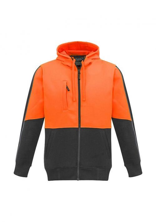 FB-ZT485 Orange/charcoal