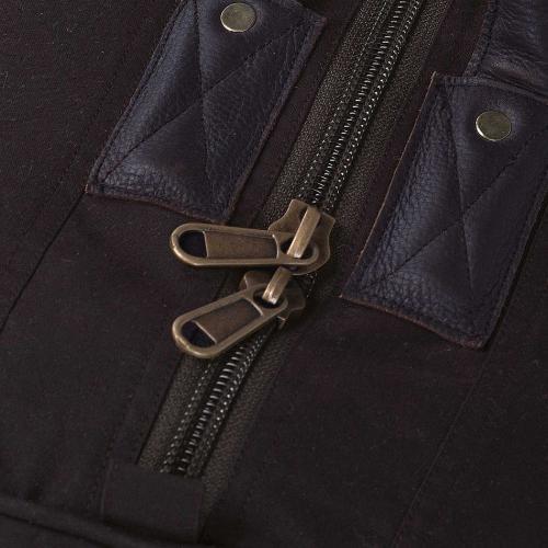 BM-BASJD - oversized zippers