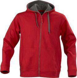 Prescott - red/grey