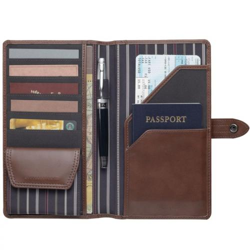 BM-CB1007 Passport Wallet